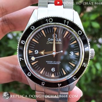 Đồng Hồ Nam Omega Seamaster 300 Master Co-Axial Replica 1:1 Cao Cấp Nhất