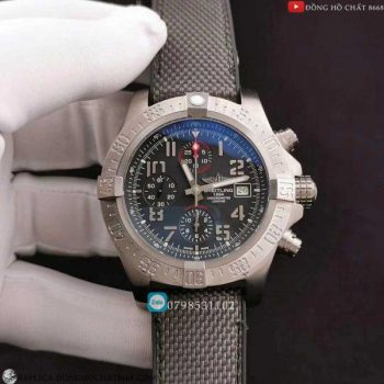 Đồng Hồ Thể Thao Breitling Chronograph Super Fake
