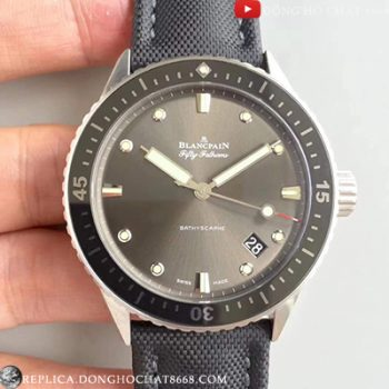 Blancpain Fifty Fathoms Gray Automatic 5000-1110-B52A Việt Nam