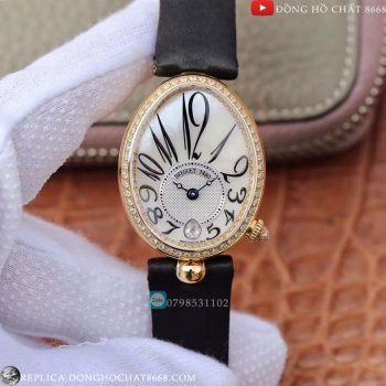 Breguet Ladies Reine de Naples Super Fake Rep 1:1 Máy Thụy Sỹ