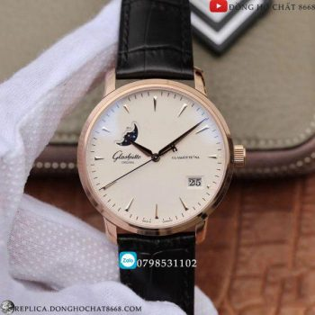 Đồng Hồ Glashutte Original Automatic Moonphase Chuẩn Rep 1:1