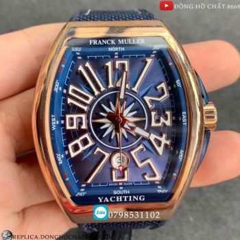 Đồng hồ Franck Muller Vanguard Yachting Super Fake