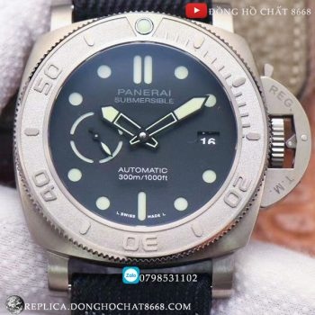 Panerai Automatic Submersible Replica 1:1 Máy Thụy Sỹ