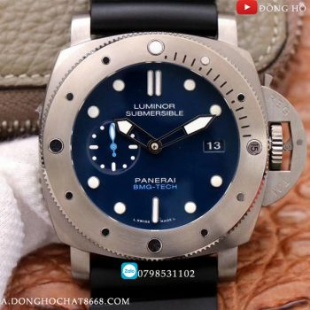 Panerai Luminor Submersible Blue Replica 1:1 Cao Cấp
